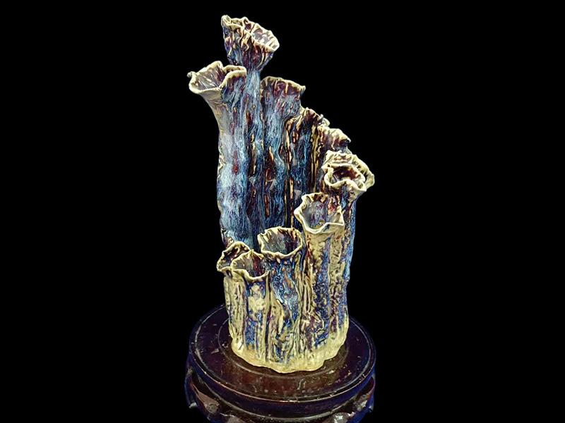 万四云陶瓷艺术《幻想曲》